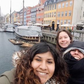 Con le coinquiline a Copenaghen