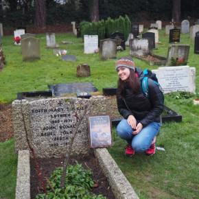 La tomba di Tolkien a Oxford