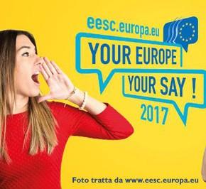 """La scuola Zanon di Udine selezionata per rappresentare l'Italia al """"Your Europe, Your Say"""""""