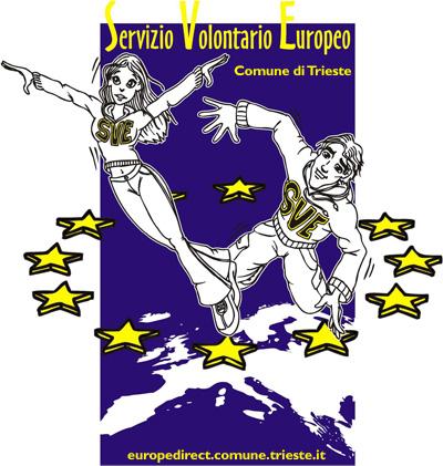 logo Servizio Volontario Europeo