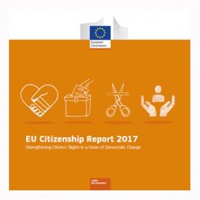 Relazione 2017 sulla cittadinanza UE