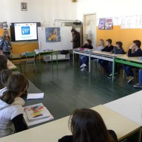 15.2.17 - Dante Alighieri TS - incontro sull'UE