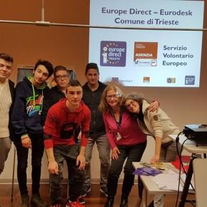 1-2.3.17 - EdilMaster TS - incontro sull'Europa e sulla mobilità giovanile