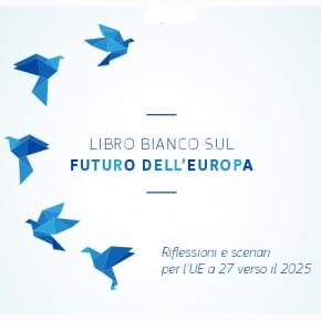 La Commissione presenta il Libro bianco sul futuro dell'Europa