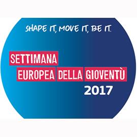 Settimana europea della gioventù - 1-7 maggio 2017