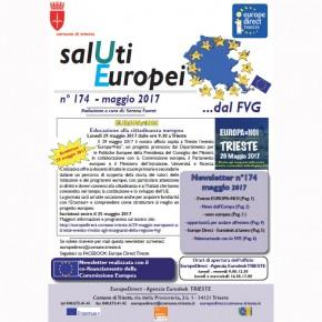 "Newsletter ""SalUti Europei"" n° 174 - maggio 2017"
