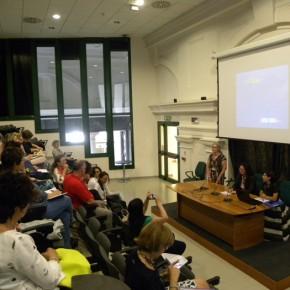 ...e dopo i saluti istituzionali, una breve presentazione del nostro ufficio e delle attività che portiamo avanti con le scuole