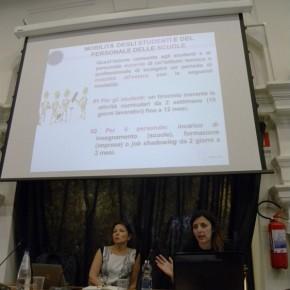 Opportunità offerte dal programma Erasmus+ - Cristina Ceccarelli dell' associazione Euphoria