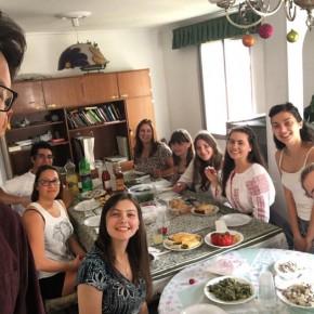 Pasqua internazionale a casa mia! Piatti tipici dell'Armenia,Romania,Polonia,Francia,Italia