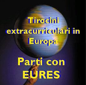 Tirocini extracurriculari in mobilità geografica attraverso la rete Eures