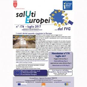 "Newsletter ""SalUti Europei"" n. 176 - luglio 2017"