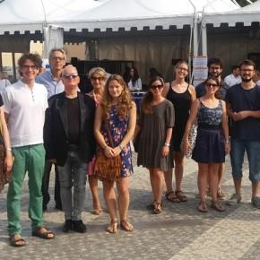 Ecco il gruppo di Trieste