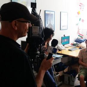 Intervista a Mattia che racconta cos'è il Servizio Volontario Europeo