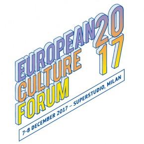 European Culture Forum: Milano 7-8 dicembre
