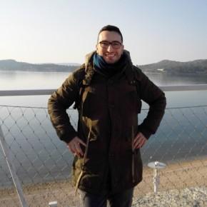 Francesco, volontario in Croazia