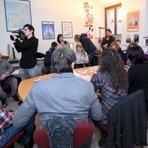 30.1.18 - Conferenza stampa - vincita bando EDIC