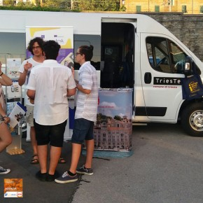 9.8.18 - Trieste Estate Giovani - Porto il PAG al Porto