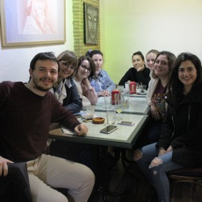 Progetto nel progetto, comunità nella comunità - l'estate di Matteo, volontario in Spagna
