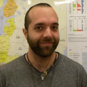Stefano, partito per il suo progetto SVE a Koper