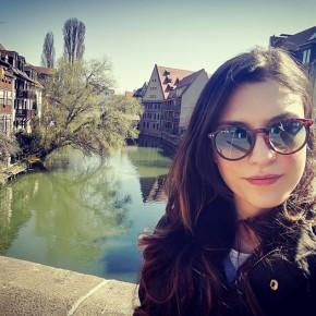 Jessica la prima settimana a Norimberga