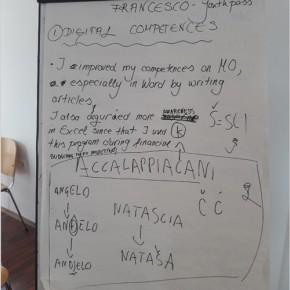 Youthpass...no, lezione di italiano improvvisata
