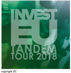 Tandem tour: INVESTEU: opportunità per le imprese e il territorio - 15 ottobre Trieste