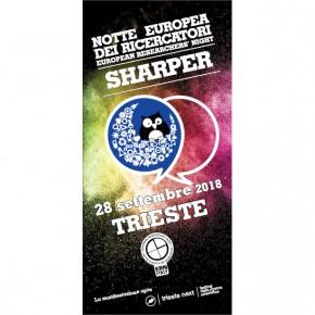 SHARPER: Notte Europea dei Ricercatori - 28 settembre 2018