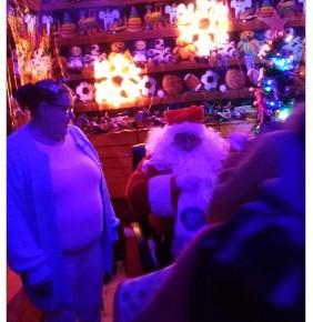 Festa di Natale ad MEH con la comunità