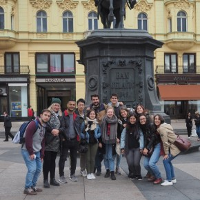 free walking tour in Zagreb