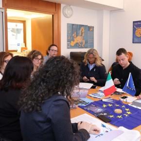 23.4.19 - Conferenza stampa presentazione attività