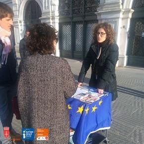 27.2.19 - Piazza Europa, l'Europa va in piazza