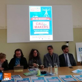 7.3.19 - Conferenza stampa Mini Maker Faire