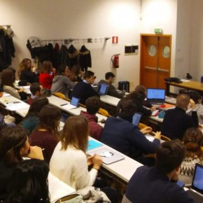 25.1.19 - Intervento all'interno del corso EnSuEu - UniTS