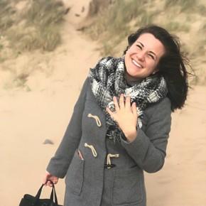 Cinzia, pronta per il suo ultimo mese di volontariato a Liverpool
