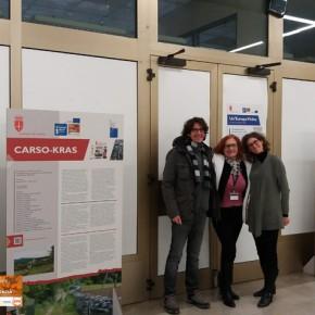 """13.12.18 - Inaugurazione della mostra """"Un'Europa vicina"""""""
