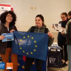 Settimana europea della gioventù - 3 maggio Trieste - FOTO