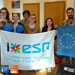 17.4.19 - Party con l'Europa - TOTI