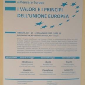 10.5.19 - Ri-Pensare Europa