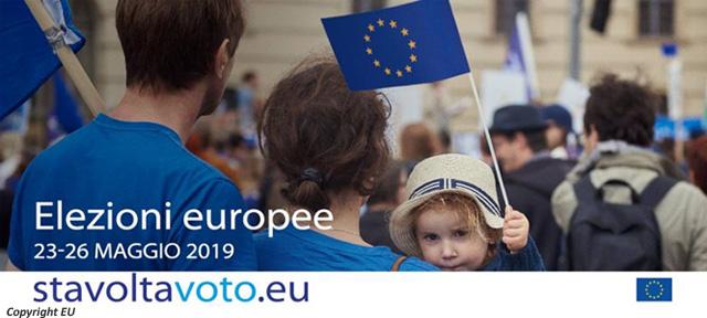 Elezioni del Parlamento europeo - 23-26 maggio 2019