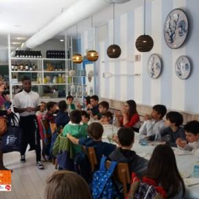 17.5.19 - L'Europa incontra la scuola Stock di Trieste e la scuola di Parenzo