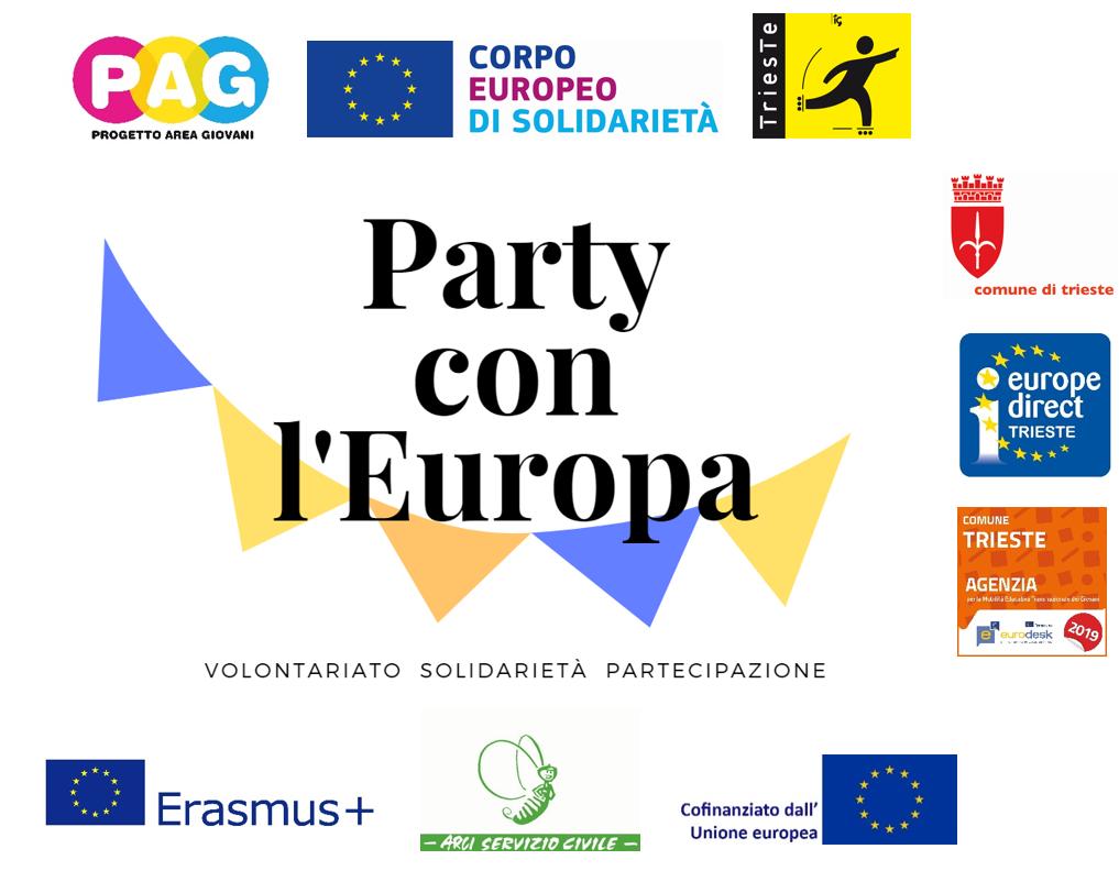 partyConLEuropa