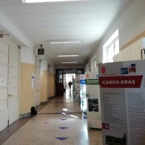 """21.3 - 4.4 - Mostra presso l'Istituto """"Carducci- Dante"""" - Trieste"""