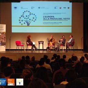 """19.3.19 - Inizio dell'evento """"L'Europa alla prova del voto"""""""
