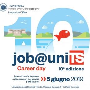 5 giugno torna il job@UniTS 2019 - presenti!