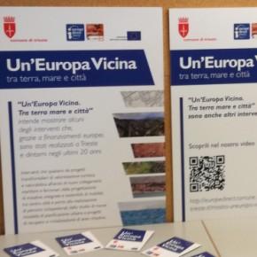 Mostra e Video: Un'Europa Vicina - presso la biblioteca Hortis