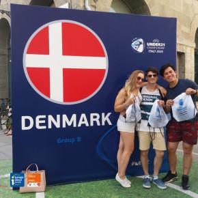 12.6.19 - UEFA Totem Danimarca