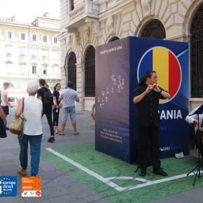 13.6.19 - UEFA Totem Romania