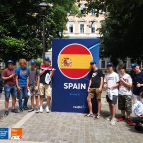 10.6.19 - UEFA Totem Spagna