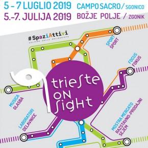 Trieste on sight 2019 - PRESENTI!