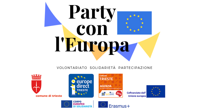 Party con l'Europa